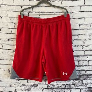 Under Armour Mustang 10 Inch Basketball Shorts